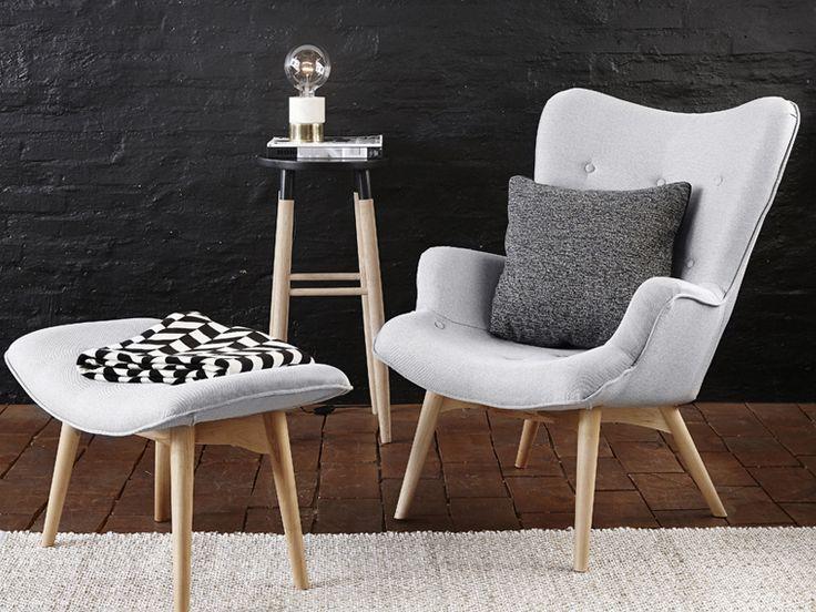 #home #decor #decord #inspiration #design #scandinavian #cozy #relaxing #armchair