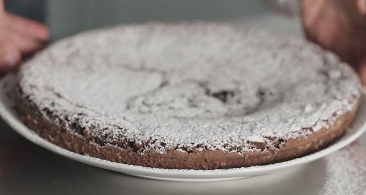 Torta Tenerina (croccante al cioccolato)