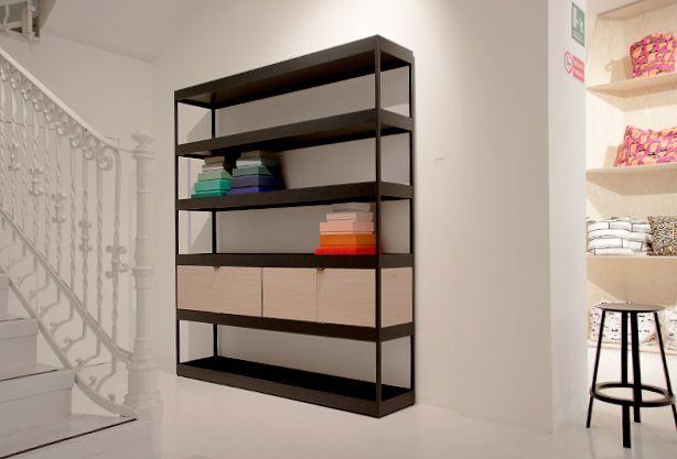 New order shelving by Stefan Diez for Hay | Salone Del Mobile, Milan 2014