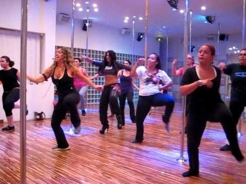 Mulher Melancia - Velocidade 6 BRAZILIAN FUNK BUTT dance workout by RIO