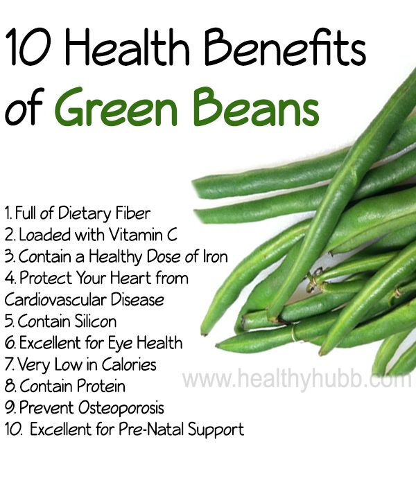 10 proven Health Benefits of Green Beans! #wellness #organic #nutrition #vegetables