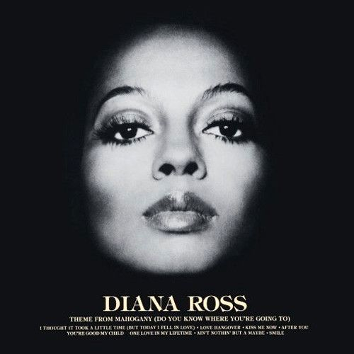 """Diana Ross Diana Ross Vinyl LP Diana Ross is a 1976 album by Diana Ross released by Motown, her second self-titled LP. The album has two #1 hits: """"Theme from Mahogany (Do You Know Where You're Going T"""