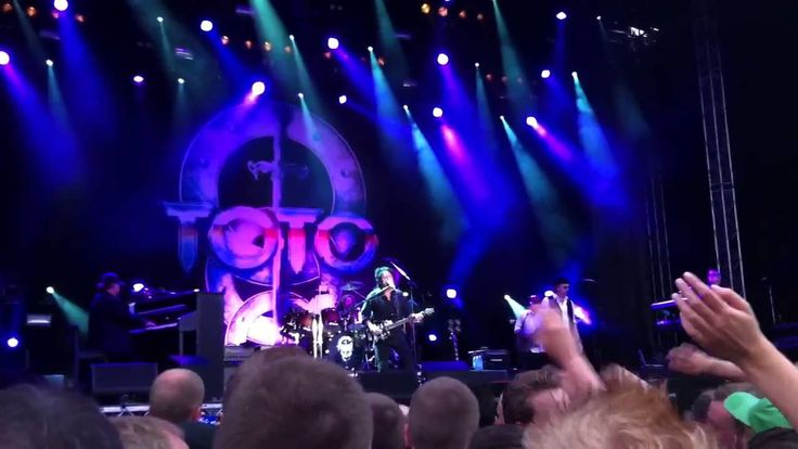 Toto - I'll be over you Live in Pietarsaari/Jakobstad (Jeppis) Finland 5.7.2013