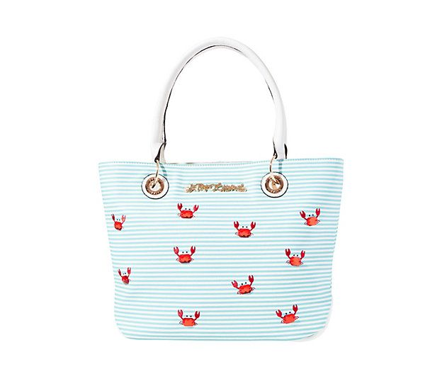 VIDA Statement Bag - Crustacean Catch-all by VIDA Dj7sYmcQu