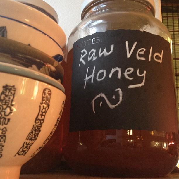 Honey & Bowls