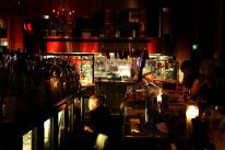 Seattle, WA  -- Palace Kitchen - Tom Douglas Restaurant - may spot someone famous....  2030 Fifth Ave