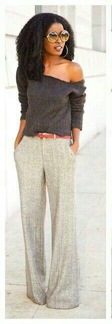 Love the pants! Style Pantry...