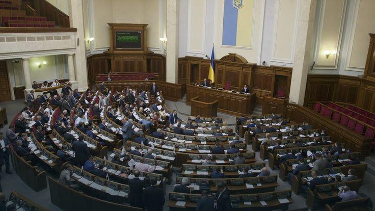 Ukraiński parlament otworzył drogę do przyjęcia kontyngentu pokojowego #Ukraina #kryzys