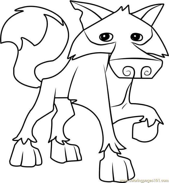 Printable Animal Jam Coloring Pages Animal Jam Animal Coloring Pages Animal Jam Drawings