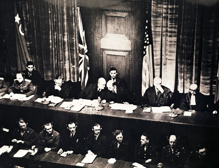 What Was the Purpose of the Nuremberg Trials?