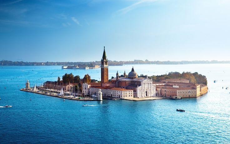 Italy Venice and Piazza San Marco   Италия Венеция и Площадь Сан Марко