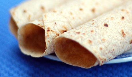 Quick, Easy & Tasty Tortillas