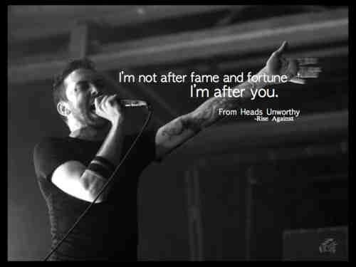 Rise Against-From Heads Unworthy