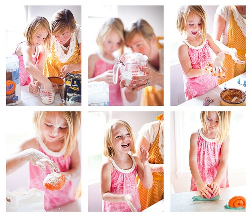 Homemade playdough recipe, Photography by Joey and Jessica Seawell.