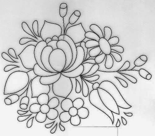 dibujos de flores - Google Search