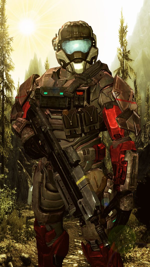 Emile Halo Reach Posters