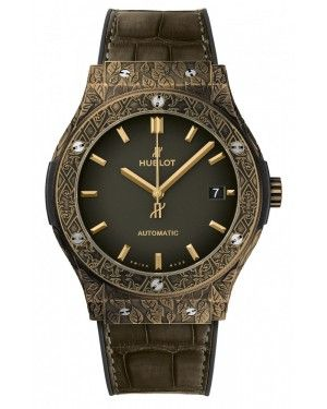 Best Hublot Classic Fusion Fuente Limited Edition 45mm Mens Watch 511.BZ.6680.LR.OPX17