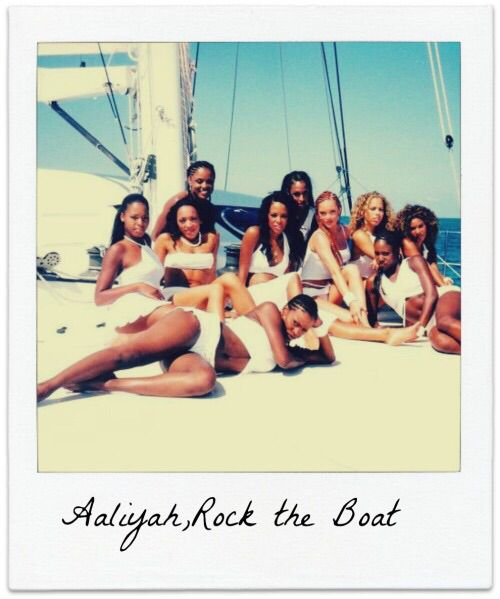 Aaliyah, Rock The Boat