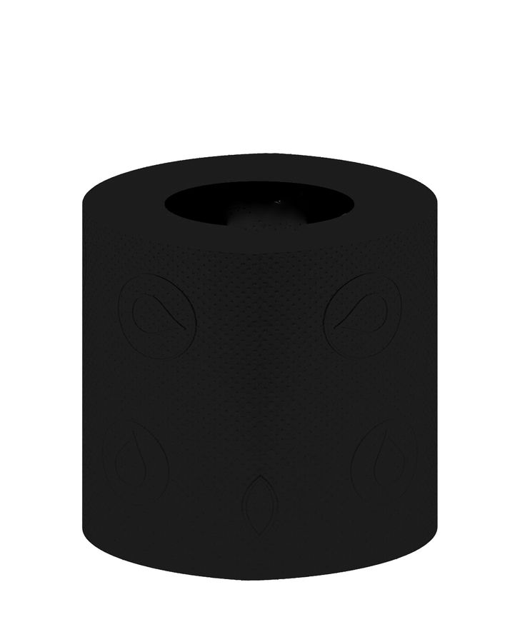 Simon Cowell uses BLACK toilet paper, you should too!     A new unauthorized Simon Cowell biography that's about to see the light of day, is blowing the lid on Simon's quirky home habits. Apparently the X Factor judge insists that only luxury black toilet paper be placed in bathrooms at both his London and Los Angeles homes. These go for over $15 per roll, so let's hope his butt is softer and cleaner than a baby's bottom for that price!