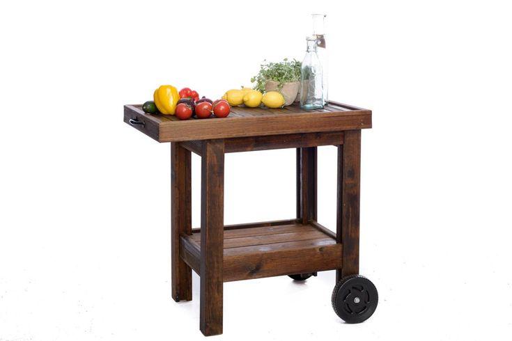 DIY: Grillbord på 1-2-3 - Byggmakker+