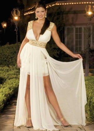 как сшить греческое платье своими руками?