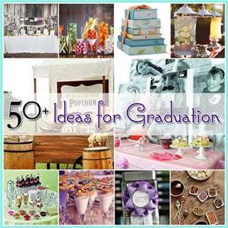 50 Ideas For Graduation
