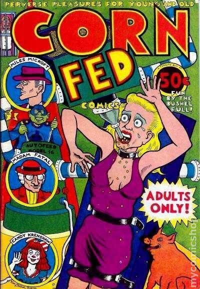 Corn Fed Comics (1972) Underground 1