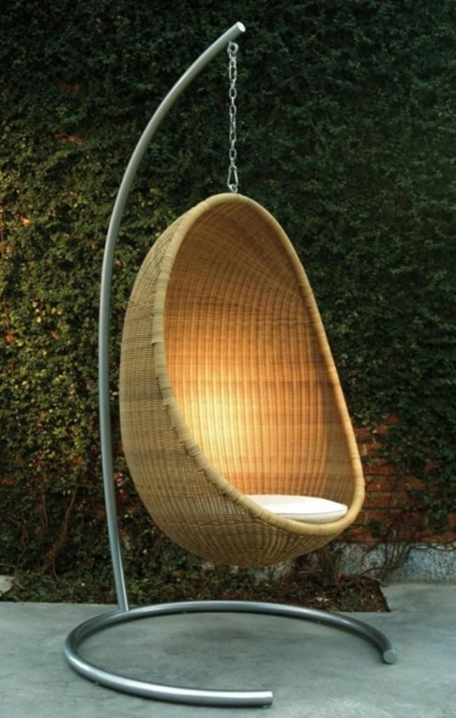 10 best Funky Garden Furniture images on Pinterest Decks, Chairs - ausenbereich hangekorbsessel egg