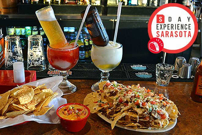 The fresh homemade food is great. The drinks are flowing. The restaurant space is open and perfect for late night hangouts. Don't let the name fool you; Fuzzy's Taco Shop is serious business.