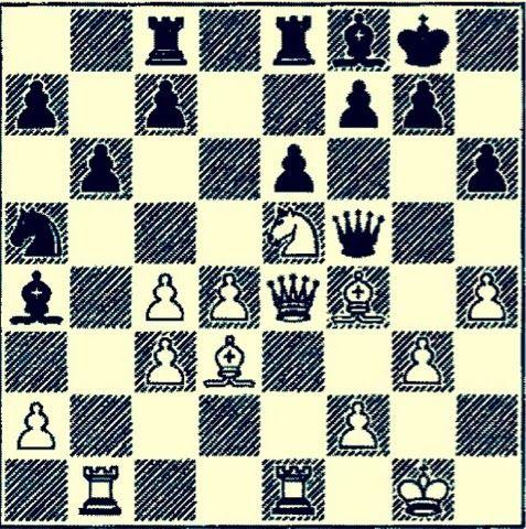 Σκακιστικός Κόσμος: Δημιουργικό σκάκι Παίζει ο λευκός