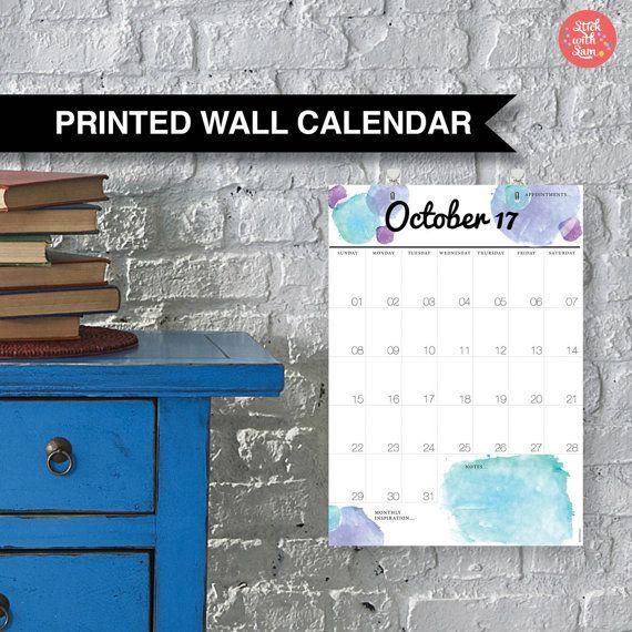 Hanging Planner Calendar : Ideas about large wall calendar on pinterest