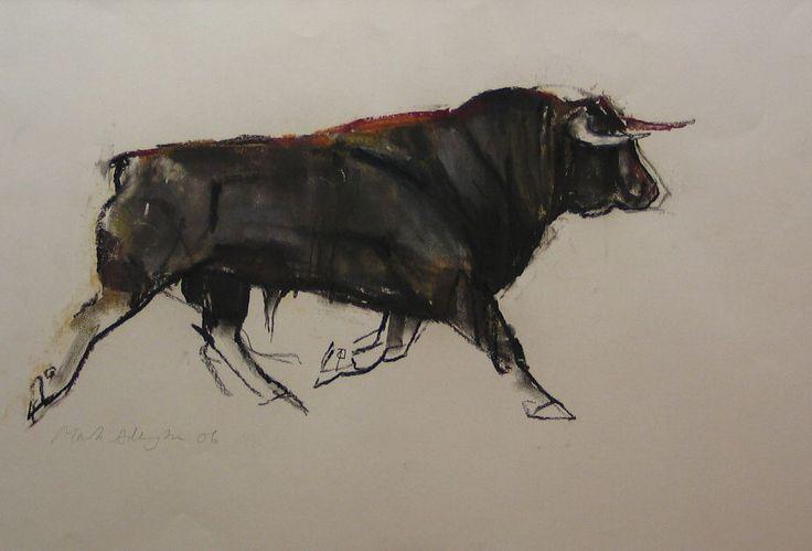 bull drawing - Google Search | Blues City | Pinterest ...