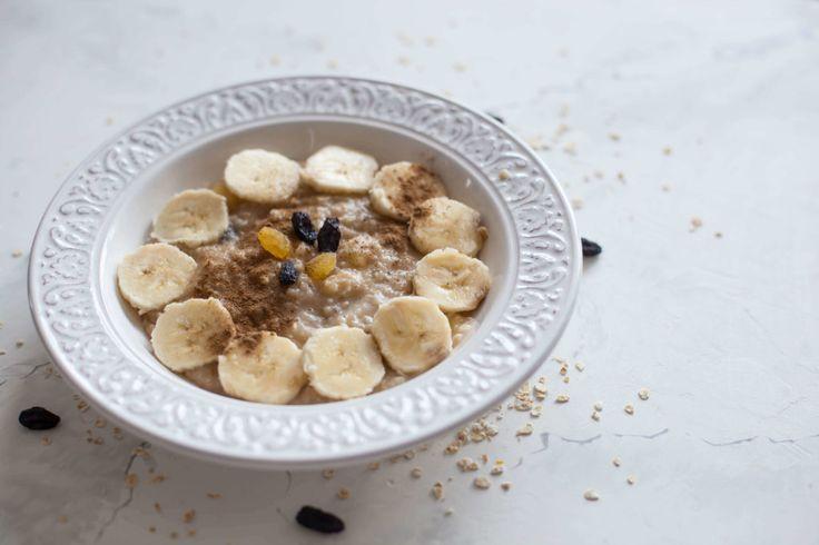 веганский завтрак