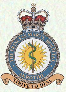 Royal Air Force Hospital Akrotiri.