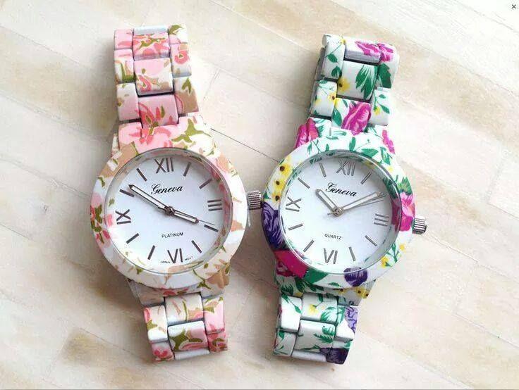 #orologio #fiore