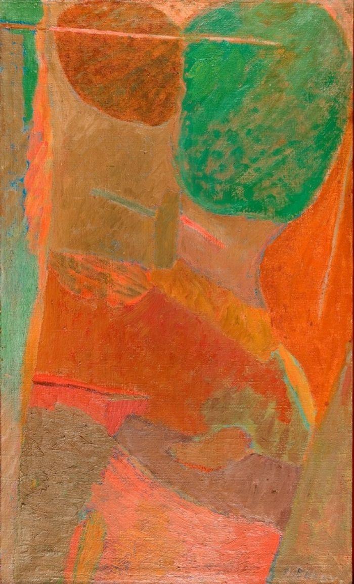 Jan Berdyszak - Martwa natura, 1956-1958 r.