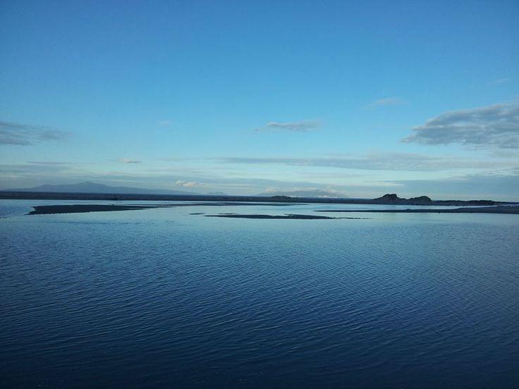 Lisdillon lagoon on the east coast of #Tasmania