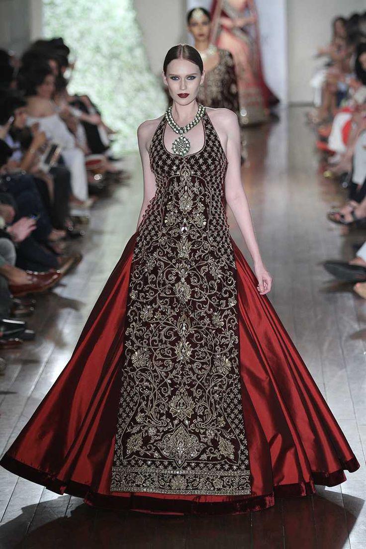 Manav Gangwani | India Couture Week 2016 #PM #indiancouture #manavgangwaniICW2016