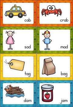 Worksheets Rhymes Words Examples 1000 images about rhyming round up on pinterest words rhyme time set 1 108 cards that focus short vowels in a primarily