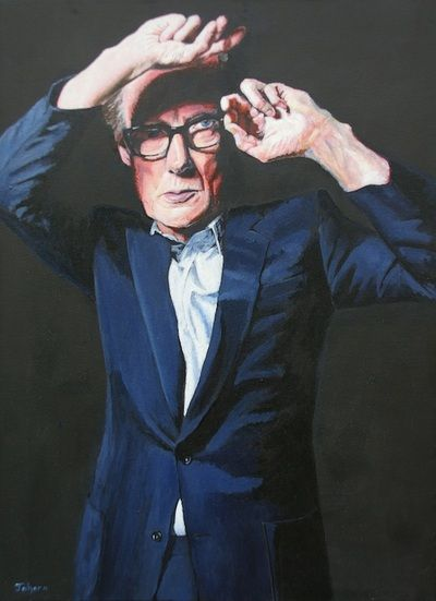 Bill Nighy by Jahara Rhiannon