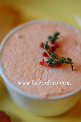 スモークサーモンのムース ~大急ぎのクリスマスディナー~    甘くて優しい日々のこと 料理研究家 若山曜子のブログ