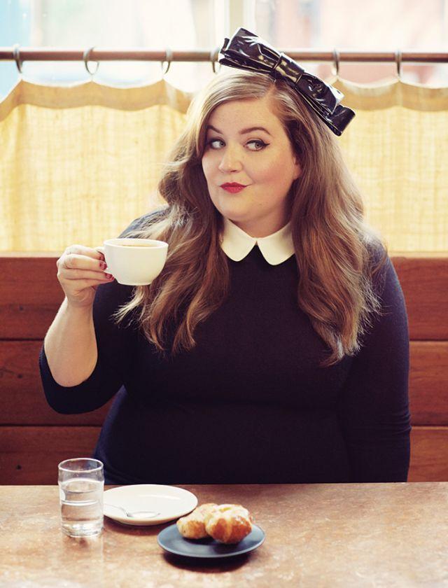 SNL's Aidy Bryant Talks Boyfriends, Best Friends And Being Prom Queen: BUST Interview