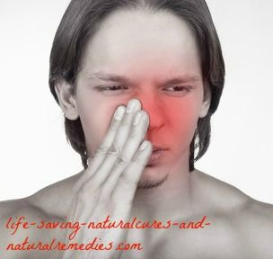 Here's some quick-relieving natural remedies for sinus infection, along with other powerful home remedies for sinus headache that give amazing relief from this awful problem...