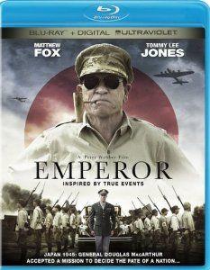 Amazon.com: Emperor [Blu-ray]: Jones, Fox: Movies & TV