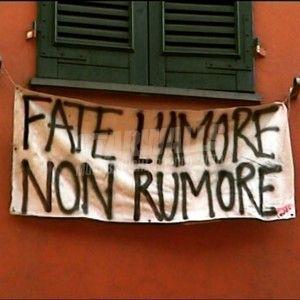 Star Walls - Scritte sui muri. — Make love not noise