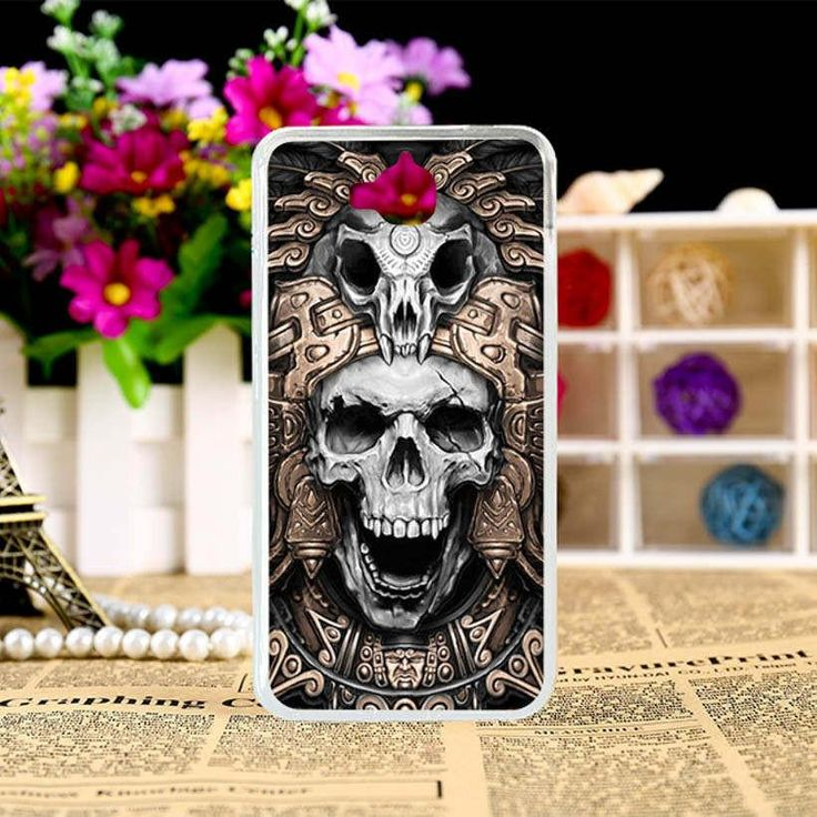Hard Plastic Cool Skull Cute Minions Phone Cases For Huawei Honor 4C Pro Y6 Pro Enjoy 5 Honor Holly 2 Plus Cover Accessories