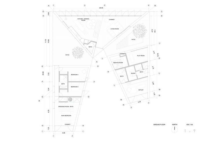 Дом в предместье Тепостлана — HQROOM