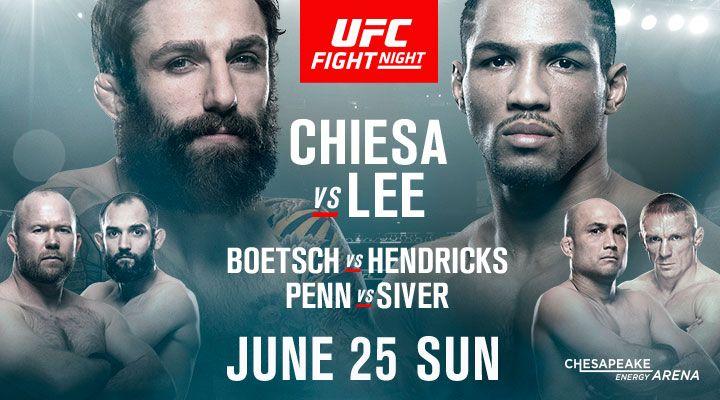 UFC Oklahoma City Preview