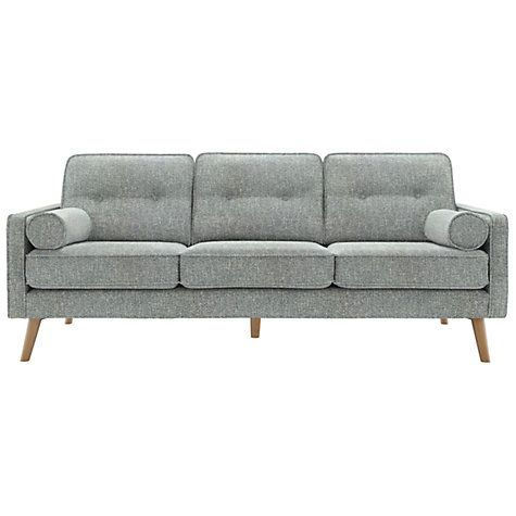 buy g plan vintage the sixty five large 3 seater sofa online at johnlewis com