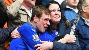 La foto que ha conmovido a todo el fútbol inglés